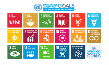 A New Global Agenda: The Sustainable Development Goals