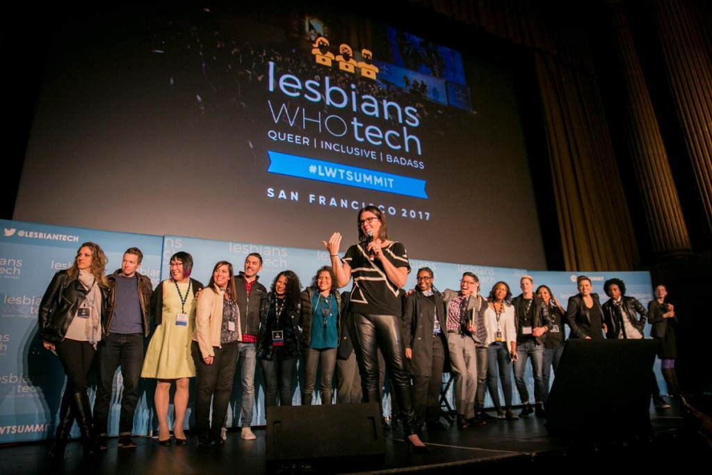 Apathy is Not an Option at Lesbians Who Tech