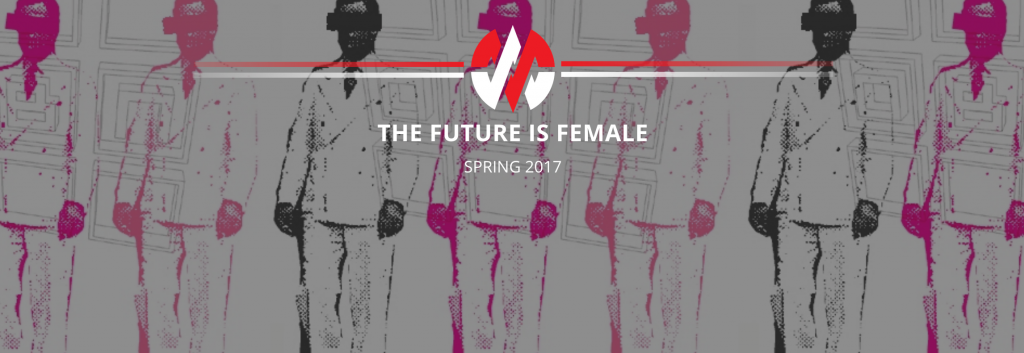 The Future is Female WhiteHat Magazine