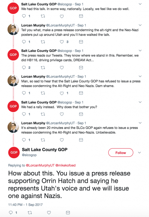 Salt Lake County Republican Party_Press Release