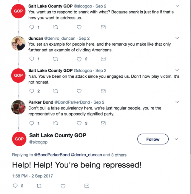 Salt Lake County Republican Party_Snark
