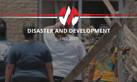 Fall 2017 Edition: Disaster and Development